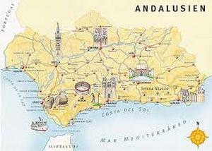 Andalusien - Granada, Ronda, Jerez