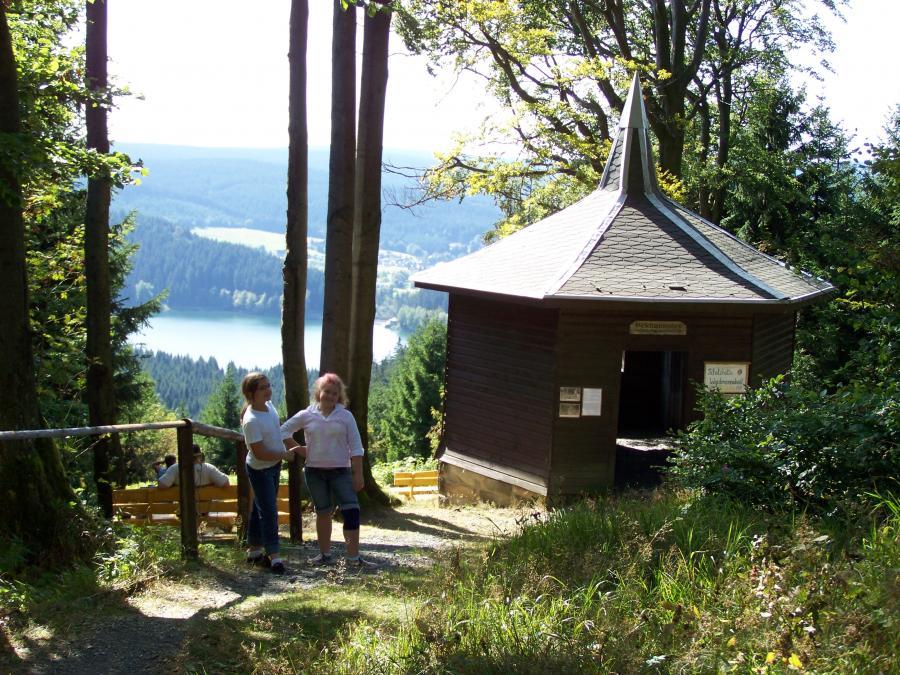 Schutzhütte Weidmannsheil