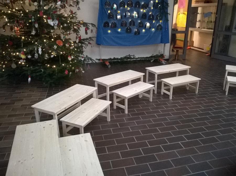 Bänke für sitzkreis grundschule  Grundschule Steinbeck (Buchholz) - Archiv Schuljahr 2017/18