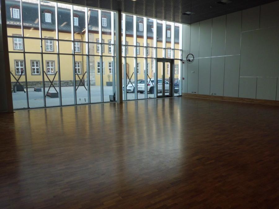 Ansicht Pinsenberghalle