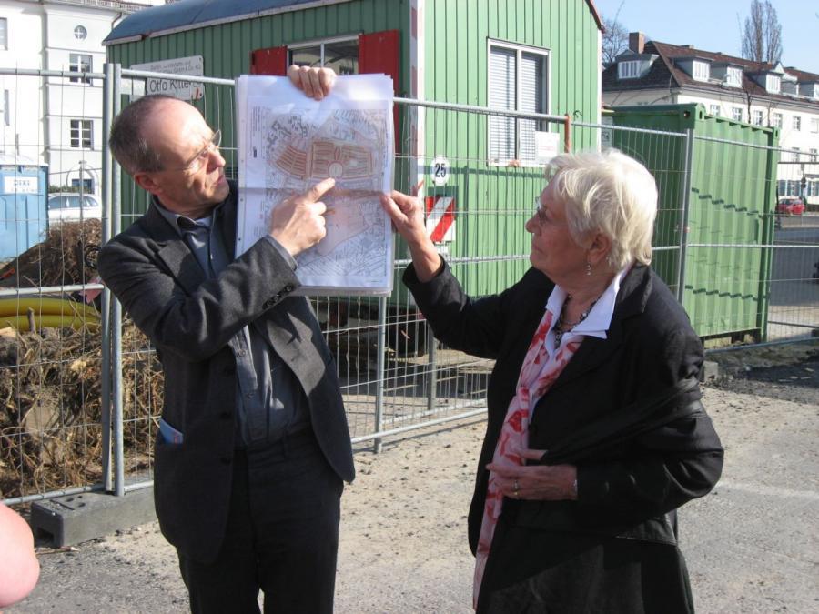 Führung durch die Hufeisensiedlung Berlin