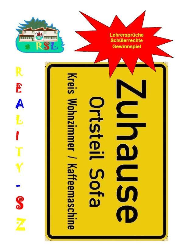 1. Ausgabe der Reality SZ