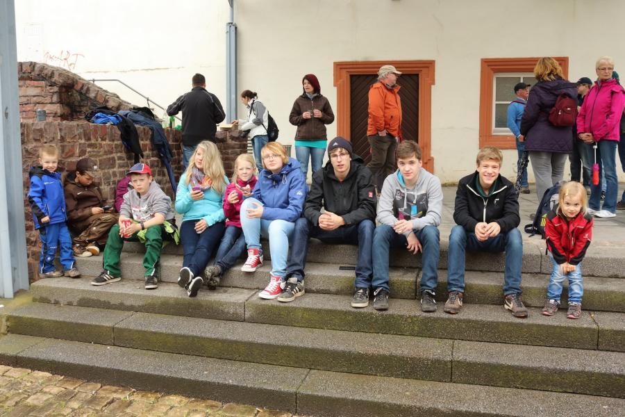 Jugendsem 2013-05-30 Trier (Foto: Axel Reutzel)