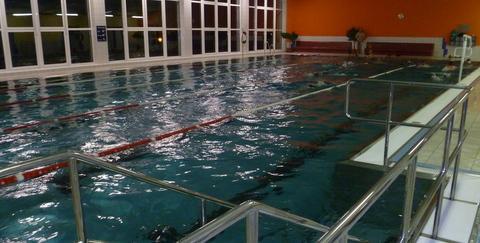 Bild Schwimmen Halle