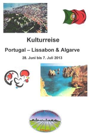 Algarva und Lissabon