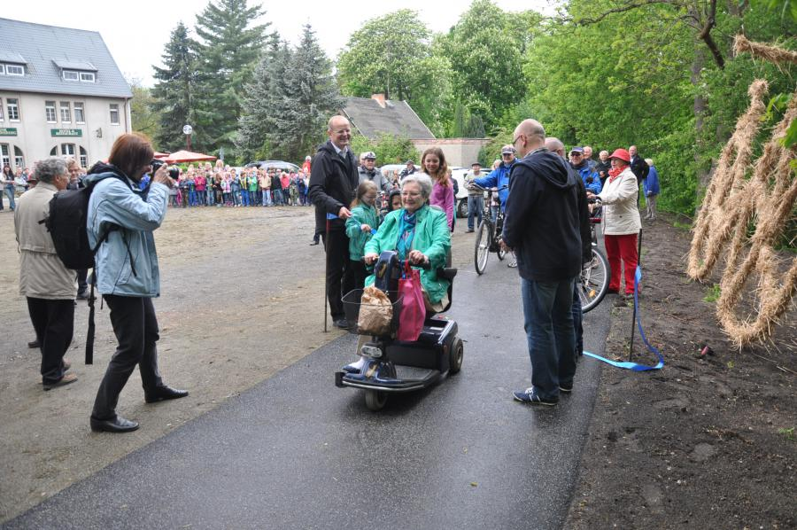 Teil- Eröffnung Geh- und Radweg_4