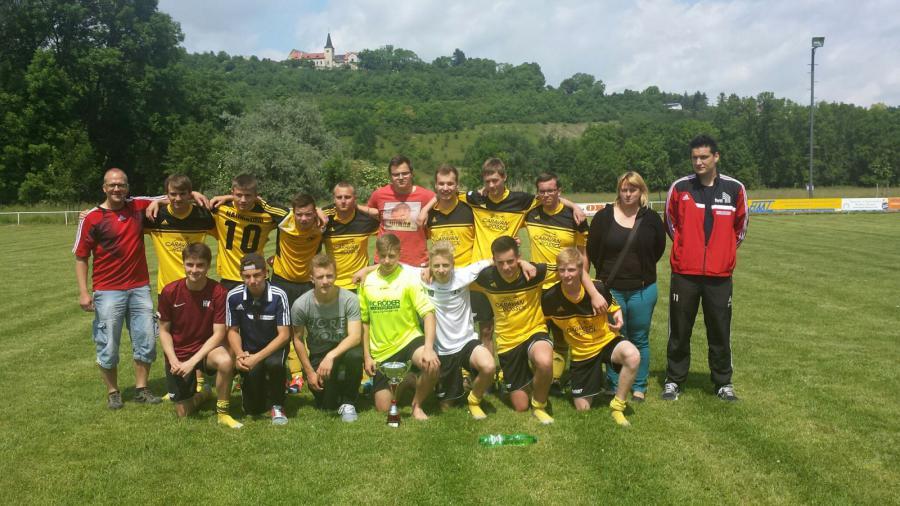 JSG Naumburg I - Pokalsieger der A-Junioren
