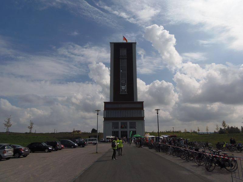 Zechenturm Rad KulTour 2014