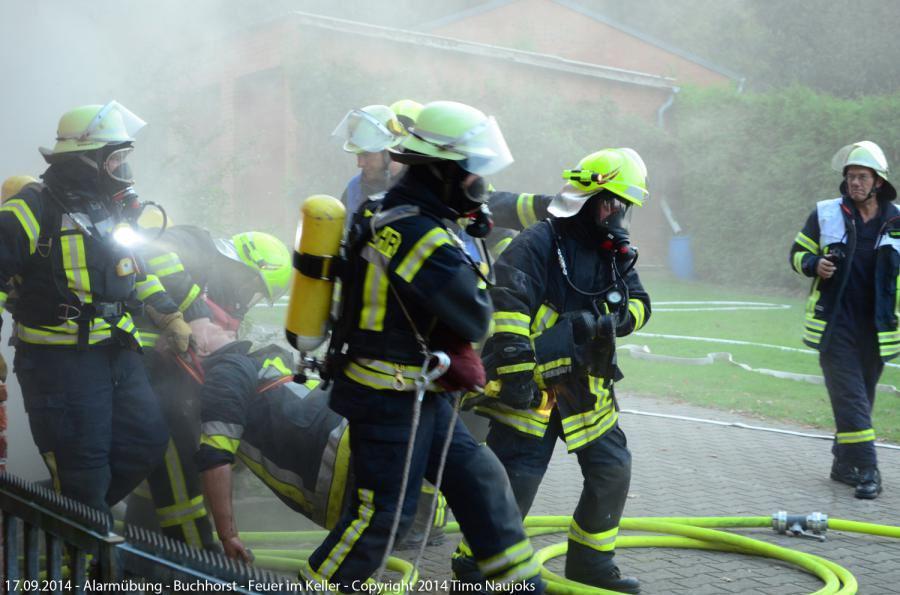 2014 Einsatzübung in Buchhorst 12