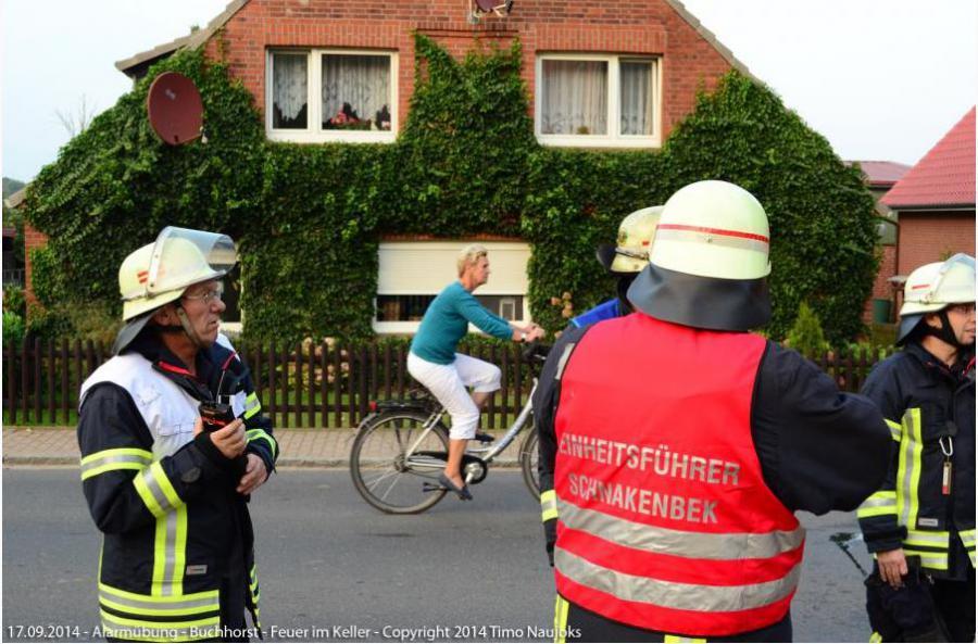 2014 Einsatzübung in Buchhorst 5