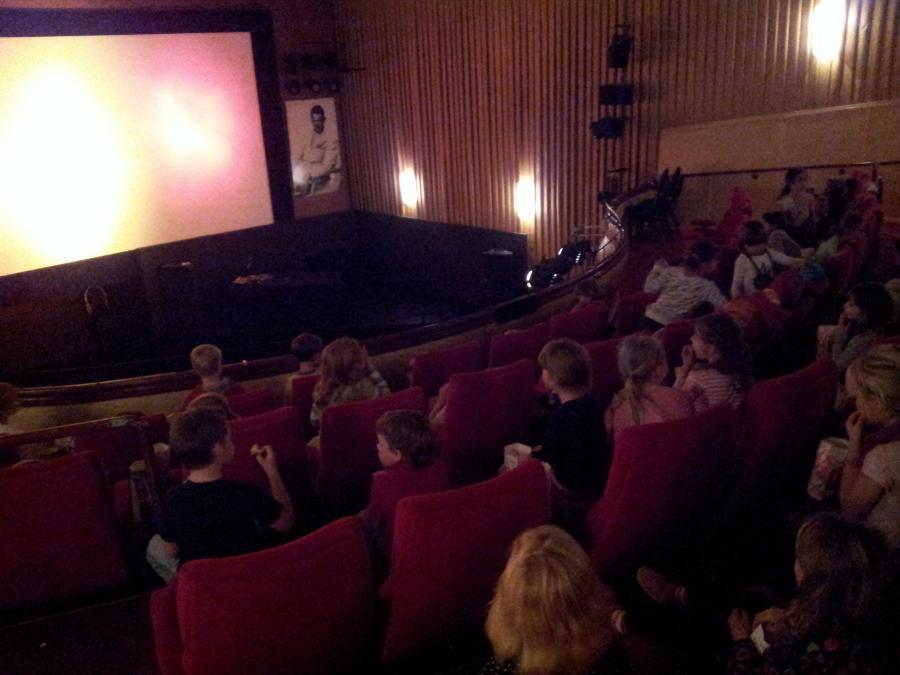 Wir waren im Kino-  Rico, Oscar und die Tieferschatten
