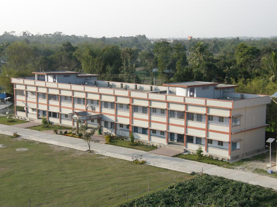 Asha Niketan School 2009