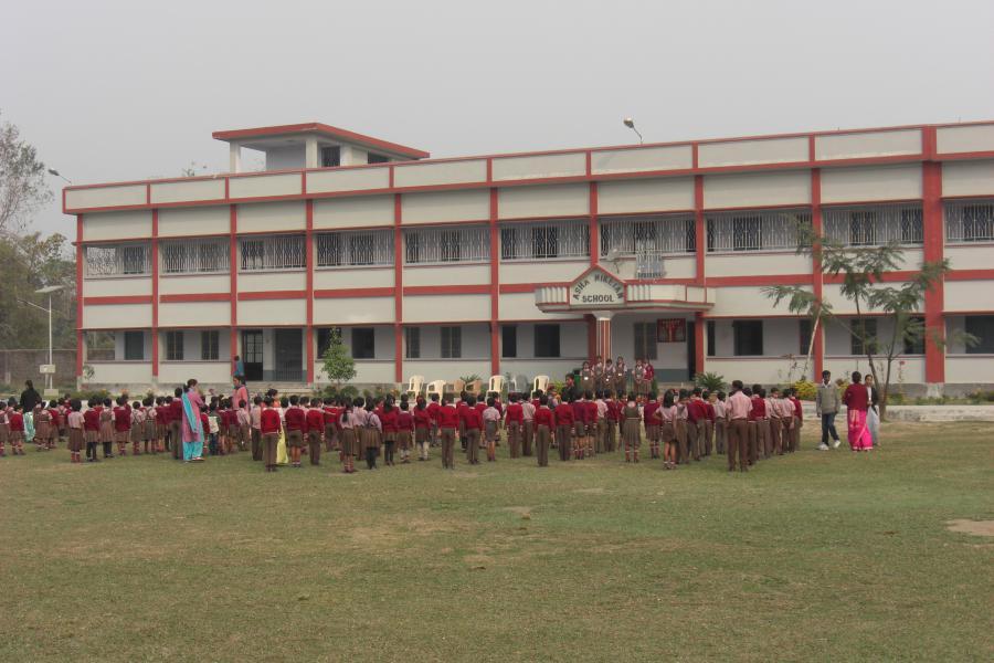 Asha Niketan School 2010