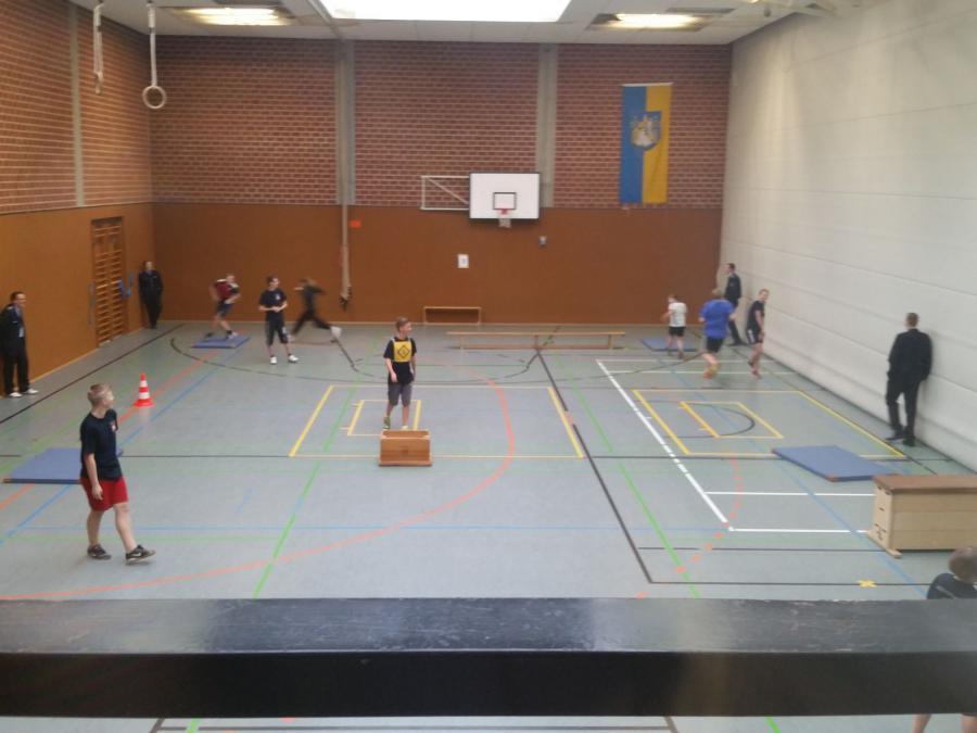 Sportwettkampf