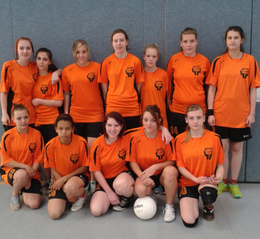 Volleyballmannschaft - WK II