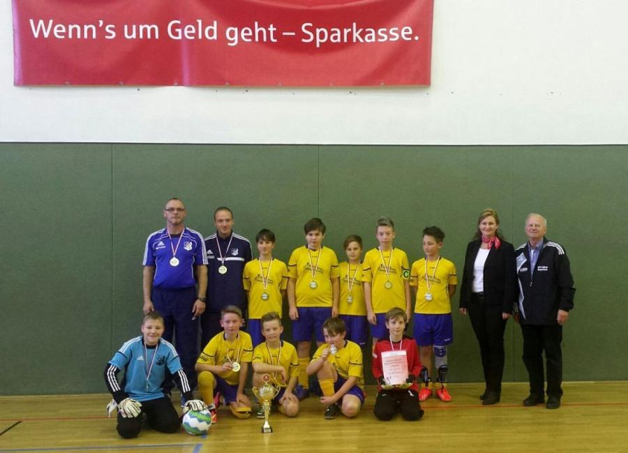 Kreismeister D-Junioren: FC ZWK Nebra