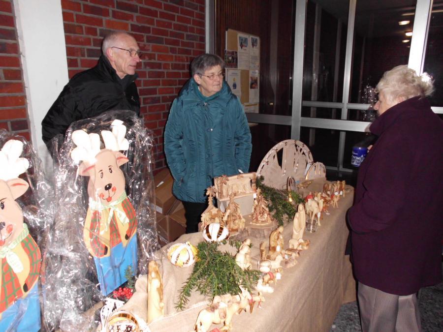 Weihnachtsmarkt St. Bonifatius