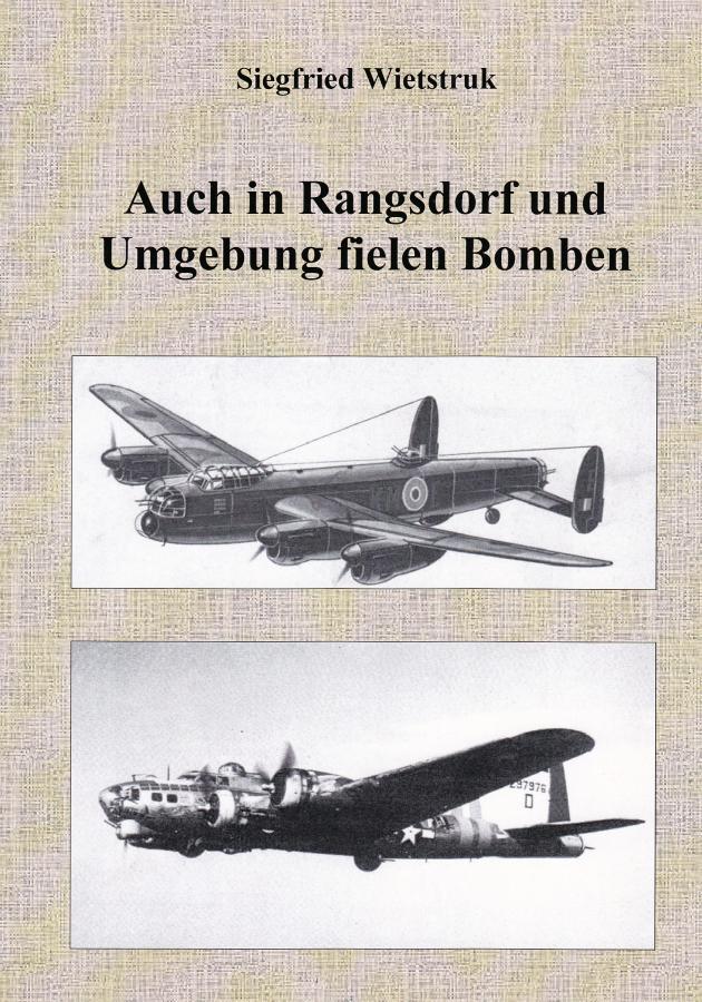 © Foto: Titelseite der Broschüre Auch in Rangsdorf und Umgebung fielen Bomben