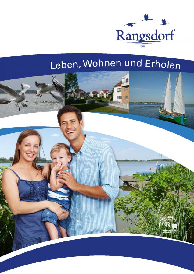 © Foto: Titelseite der Broschüre  Leben, Wohnen und Erholen  2. Auflage 2014