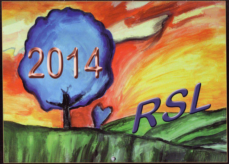 Schulkalender 2014 Titel