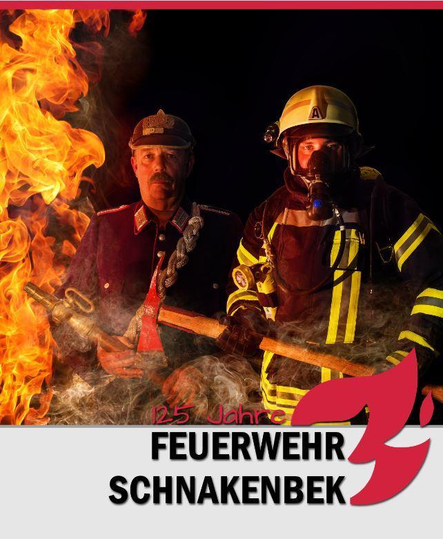 125 Jahre Freiwillige Feuerwehr Schnakenbek