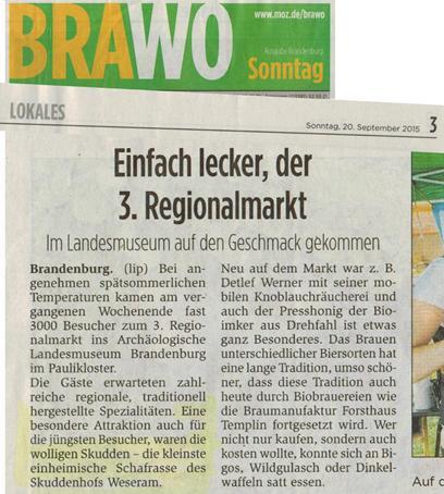 BRAWO-Artikel