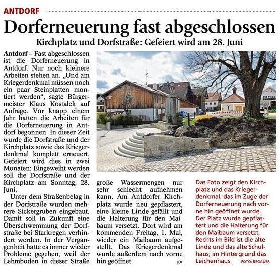 Quelle: Penzberger Merkur, 27.04.2015
