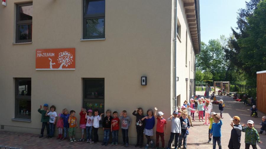 © Foto: Tino Bretschneider – Kindertagesstätte Purzelbaum Rangsdorf