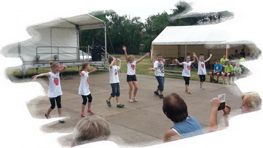 Tanz Hort Heimatfest 2015