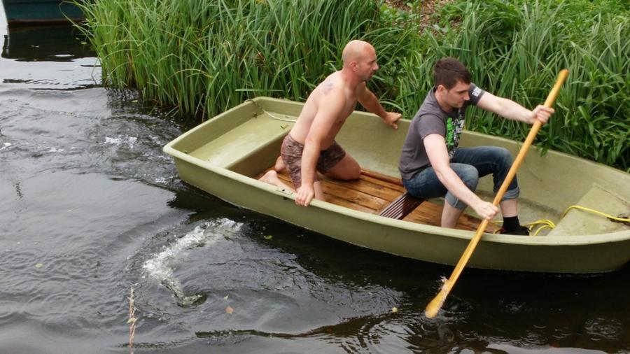 Vergleichswettkampf Anglerverein 27.06.2015