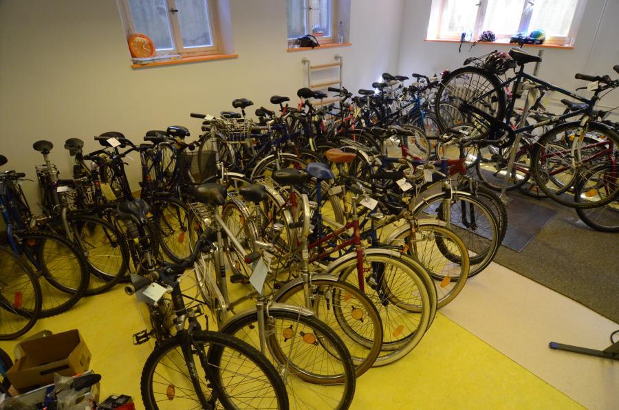 Fahrradwerkstatt, Hoffmann Fotoexpress