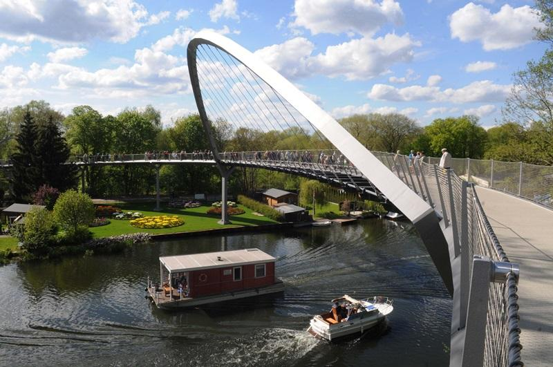 Weinbergbrücke (c) Buga-Zweckverband