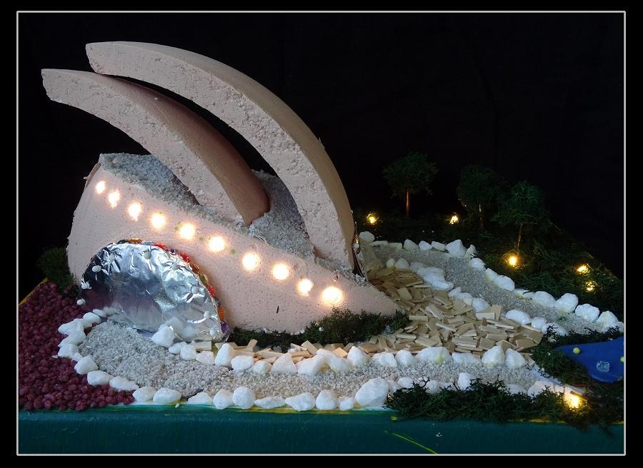 Architekturform: Opera House