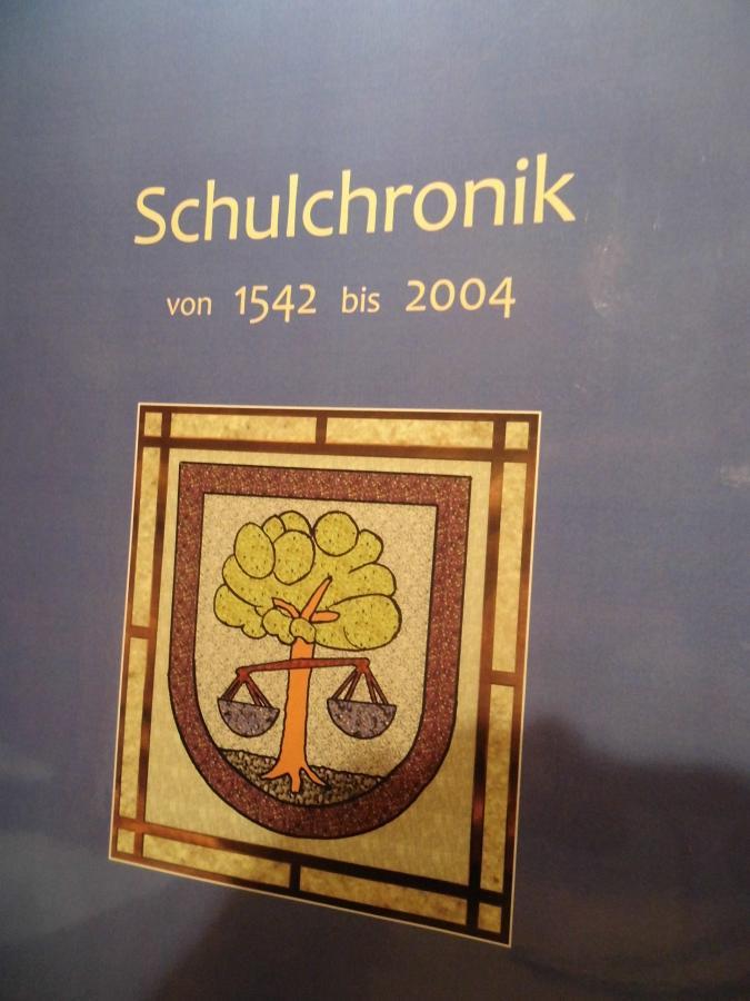 Schulchronik Dankerode