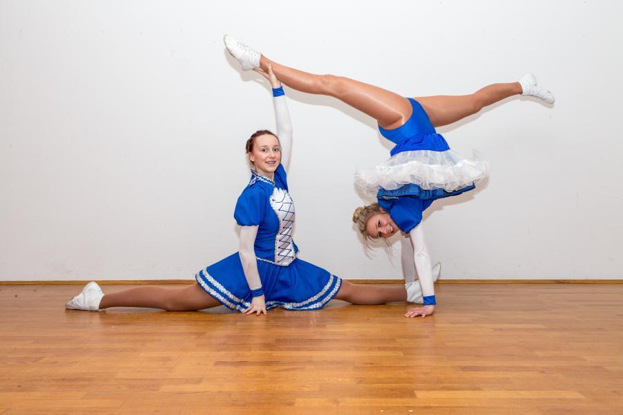 Alina und Jodie 2016