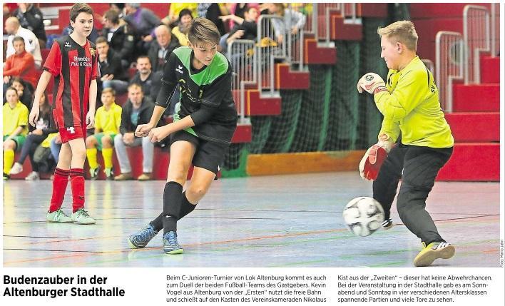 20160125_OVZ Budenzauber Nachwuchs-Hallenfußball-Turnier