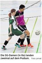 20160209_OVZ_Fussball Lok-Damen im der Erfolgsspur Bild
