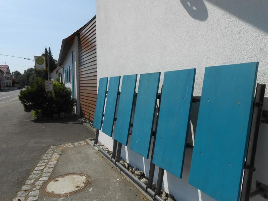 Haus der Vereine: Bushaltestelle