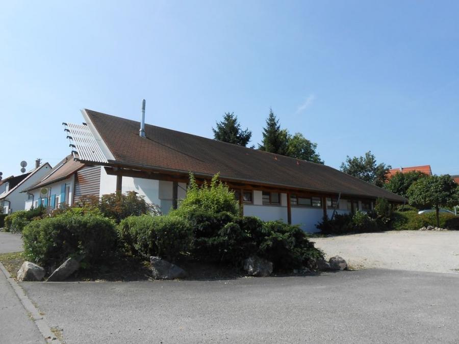 Haus der Vereine: Nordseite