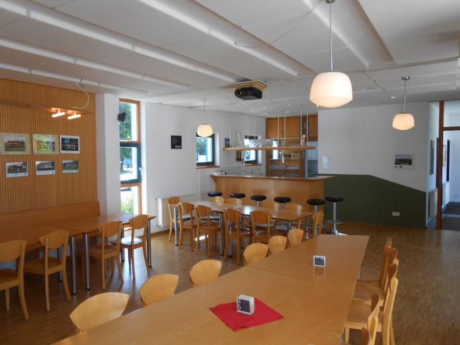 Haus der Vereine: Innenraum