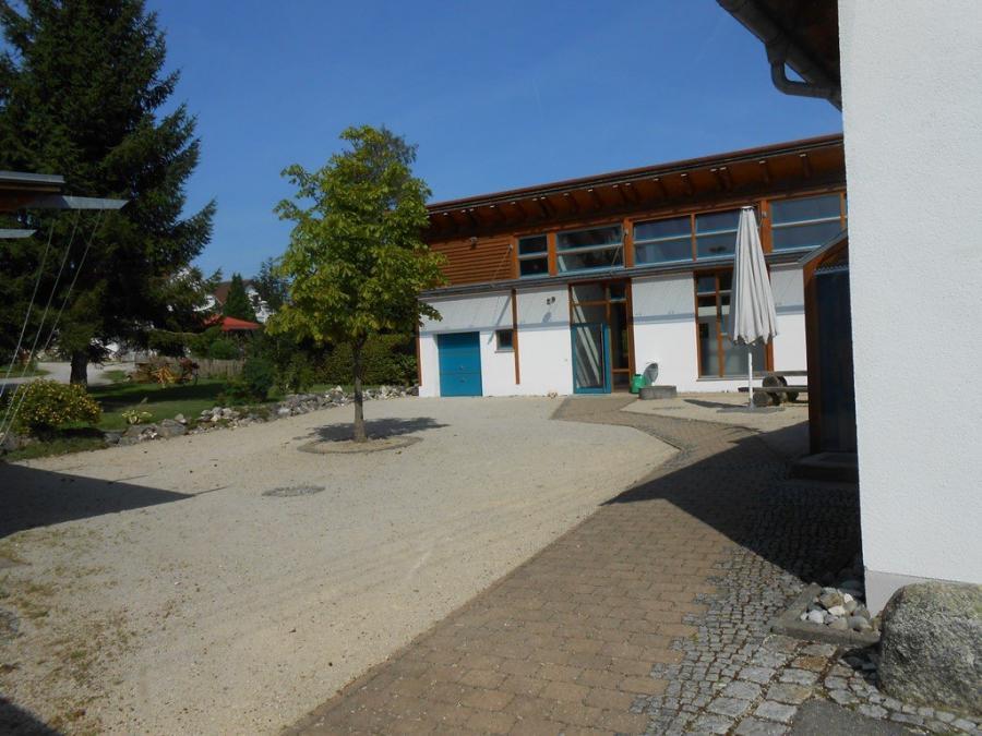 Haus der Vereine: Innenhof