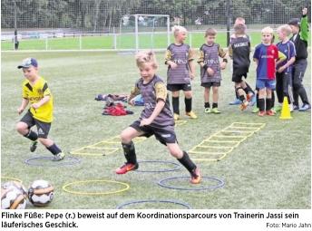 20160810_OVZ Fussball DFA Fußballschule 2016 bei Lok Bild III
