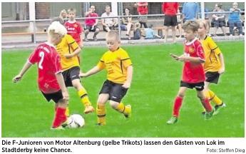 20160910_OVZ Fussball Lok F-Junioren II gegen Motor Altenburg Bild1