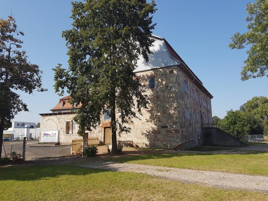 Stein`sches Schloss heute