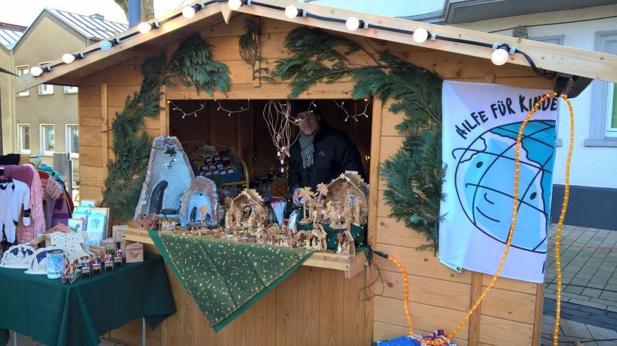 Weihnachtsmarkt Unna 2016