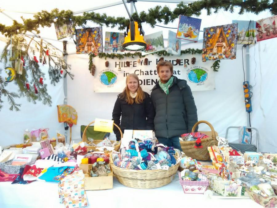 Weihnachtsmarkt Unterbach 2016