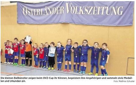 20161224_OVZ_Fussball Lok-Bambini gewinnen OVZ-Cup Bild1