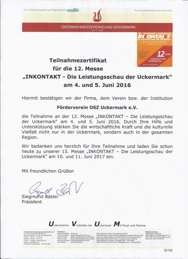 2016_06_03 inkontakt-Zertifikat