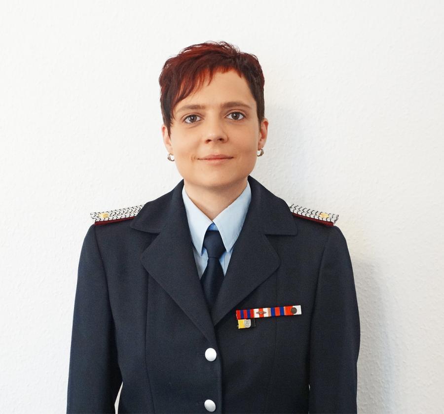 Anja Klemer-Koch, Trägerin des Ehrenpreises 2016 in der Kategorie Einzelperson