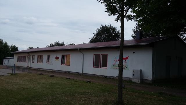 Vereinshaus SV Concordia